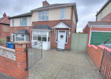 Thumbnail 3 bed semi-detached house for sale in Tantobie Road, Denton Burn, Newcastle Upon Tyne