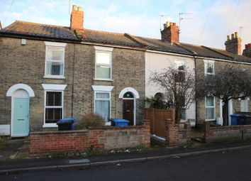 Thumbnail 2 bed terraced house for sale in 108 Alexandra Road, Norwich, Norfolk