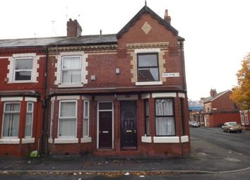 Thumbnail 2 bed terraced house for sale in Wincombe Street, Moss Side, Manchester, Greater Manchester