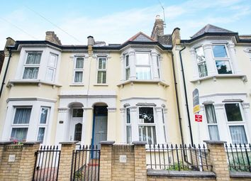 Thumbnail 4 bed terraced house for sale in Ham Park Road, London