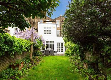 Thumbnail 4 bed terraced house to rent in St. Johns Wood Park, London
