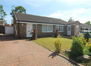 Thumbnail 2 bed semi-detached bungalow for sale in Oakfield Crescent, Bowburn, Durham