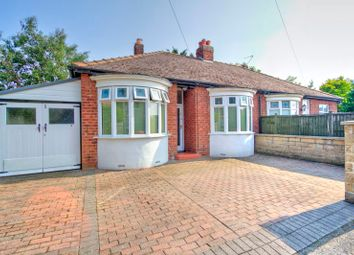 Thumbnail 2 bed semi-detached bungalow for sale in Westlands Road, Eaglescliffe