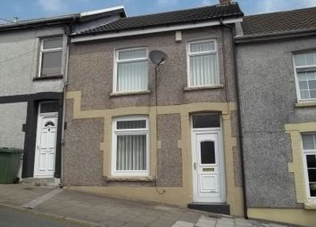 Thumbnail 3 bed terraced house to rent in Ashdale Road, Penrhiwfer
