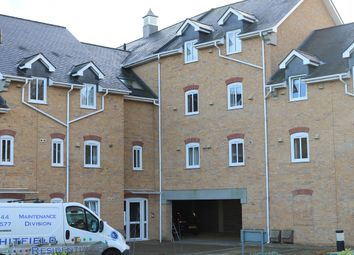 Thumbnail 1 bed flat to rent in 8 Riverside Court, Biggleswade