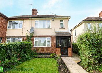 Thumbnail 2 bed semi-detached house for sale in Cheshunt Wash, Cheshunt, Waltham Cross