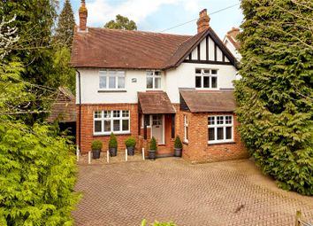 Thumbnail 5 bed detached house for sale in Hadlow Road, Tonbridge