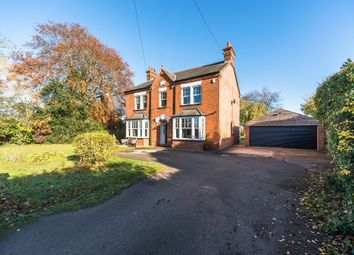 Thumbnail 4 bed detached house for sale in Stoke Road, Methwold, Thetford