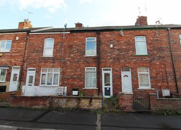 3 bed terraced house for sale in Stanley Street, Gainsborough DN21