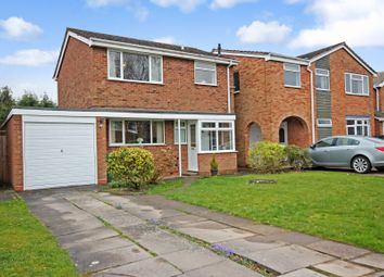 Thumbnail 3 bed detached house for sale in Moorhills Croft, Shirley, Solihull