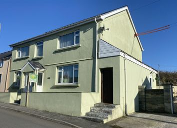 Thumbnail 4 bed semi-detached house for sale in Bridge Street, St. Clears, Carmarthen