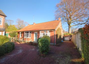 Thumbnail 3 bed detached bungalow for sale in Glebe Avenue, Benton, Newcastle Upon Tyne