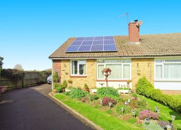 Thumbnail 2 bed semi-detached bungalow for sale in Manor Gardens, Southbourne
