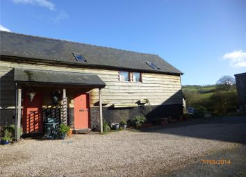 Thumbnail 2 bed end terrace house to rent in Llwyncoch Barns, Bettws Cedewain, Newtown, Powys