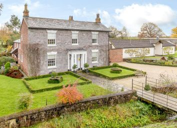 Thumbnail 7 bedroom detached house for sale in Willand, Cullompton, Devon