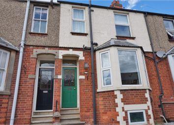 Thumbnail 2 bedroom terraced house for sale in Manor Road, Kingsthorpe Village
