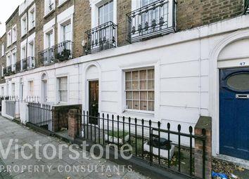 Thumbnail 4 bedroom maisonette to rent in Bayham Street, Camden, London