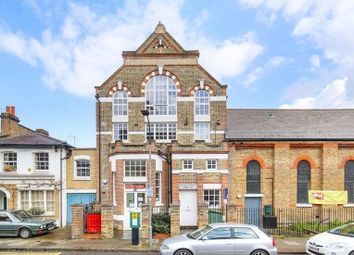 Thumbnail 2 bed barn conversion to rent in Dalling Road, London