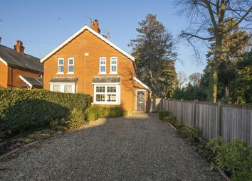 Thumbnail 3 bed cottage for sale in Coxheath Road, Church Crookham, Fleet