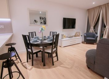 Thumbnail 2 bed flat to rent in 5 Gaugging Square, London