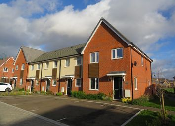 Thumbnail 3 bed end terrace house for sale in Oakthorpe, Hampton Centre, Peterborough