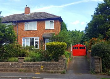Thumbnail 3 bed semi-detached house for sale in Wesley Avenue, Stourport-On-Severn