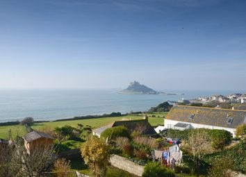 Thumbnail 3 bed terraced house for sale in Higher Fore Street, Marazion
