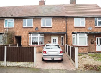 Thumbnail 3 bed terraced house for sale in Wolsey Road, Newark