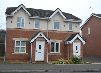 Thumbnail 2 bed semi-detached house to rent in Wheatsheaf Avenue, Newark