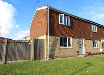 Thumbnail 2 bed terraced house to rent in Larch Walk, Swanley