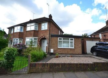 Thumbnail 3 bed semi-detached house to rent in Lindfield Road, Leicester