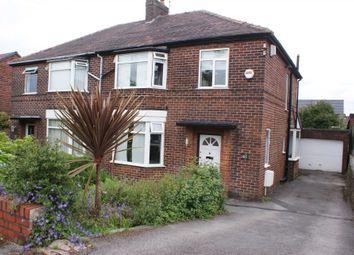 Thumbnail 3 bedroom semi-detached house for sale in Tottington Road, Bradshaw, Bolton