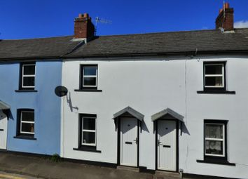 Thumbnail 2 bedroom terraced house for sale in Church Road, Chepstow