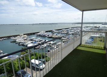 Thumbnail 2 bed flat to rent in Salterns Way, Poole