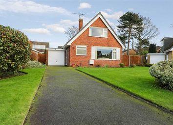 Thumbnail 3 bed detached bungalow for sale in Hamilton Close, Haslington, Crewe