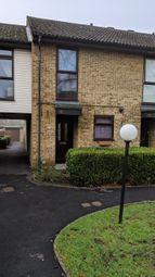 Thumbnail 2 bed terraced house to rent in Wellesley Close, Avonadale, Aldershot, Surrey
