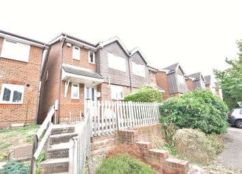Thumbnail 3 bed semi-detached house to rent in Turner Close, Burpham, Guildford
