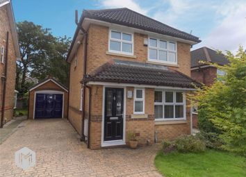 Thumbnail 3 bed detached house for sale in Churchlands Lane, Standish, Wigan, Lancashire