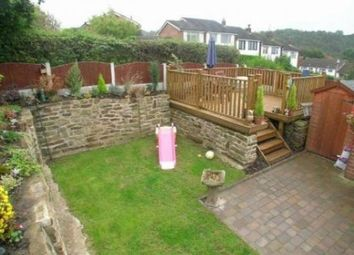 Thumbnail 2 bed flat to rent in Ricroft Road, Compstall, Stockport, Cheshire