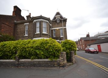 Thumbnail 3 bed end terrace house to rent in Riverside Walk, North Station Road, Colchester
