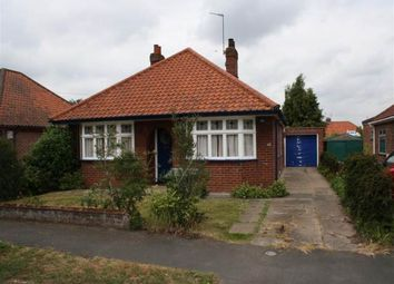 Thumbnail 3 bedroom bungalow to rent in Hillcrest Road, Thorpe St Andrew, Norwich