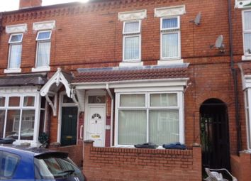 Thumbnail 5 bedroom terraced house for sale in Dovey Road, Birmingham