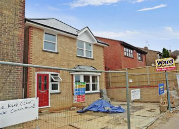 Thumbnail 4 bed detached house for sale in Minster Road, Minster On Sea, Sheerness, Kent