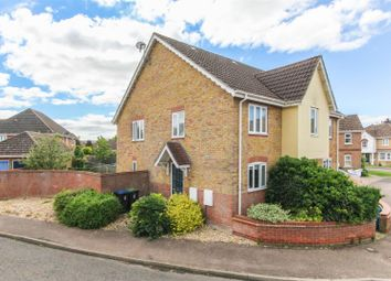 Thumbnail 2 bed detached house to rent in Kingfisher Drive, Burwell, Cambridge