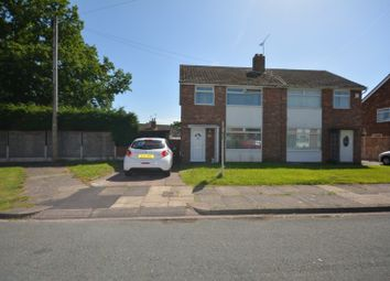 Thumbnail 3 bed semi-detached house to rent in Burlea Close, Crewe