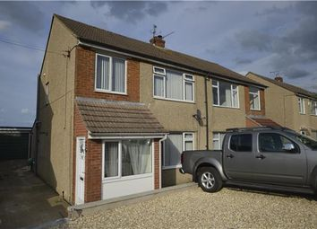 Thumbnail 3 bed semi-detached house for sale in Watleys End Road, Winterbourne, Bristol