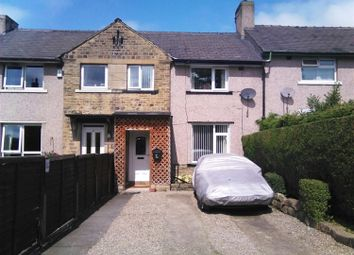 Thumbnail 3 bed terraced house for sale in Queens Road, Bingley
