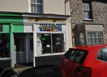Thumbnail Restaurant/cafe to let in Market Street, Watchet