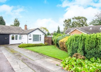 Thumbnail 2 bedroom semi-detached bungalow for sale in Sedgemere Grove, Balsall Common, Coventry