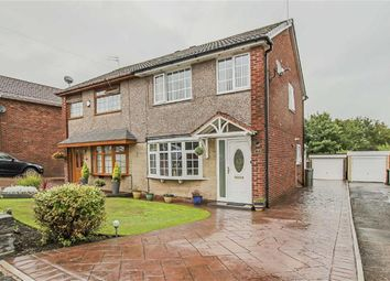 Thumbnail 3 bed semi-detached house for sale in Stockton Drive, Bury